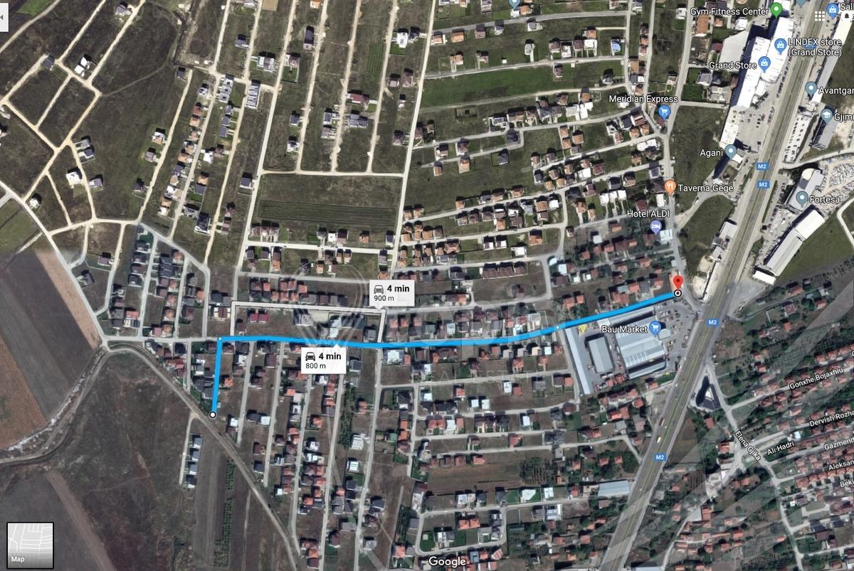 Shitet parcela 3.2ari në lagjen Qëndresa - Çagllavicë