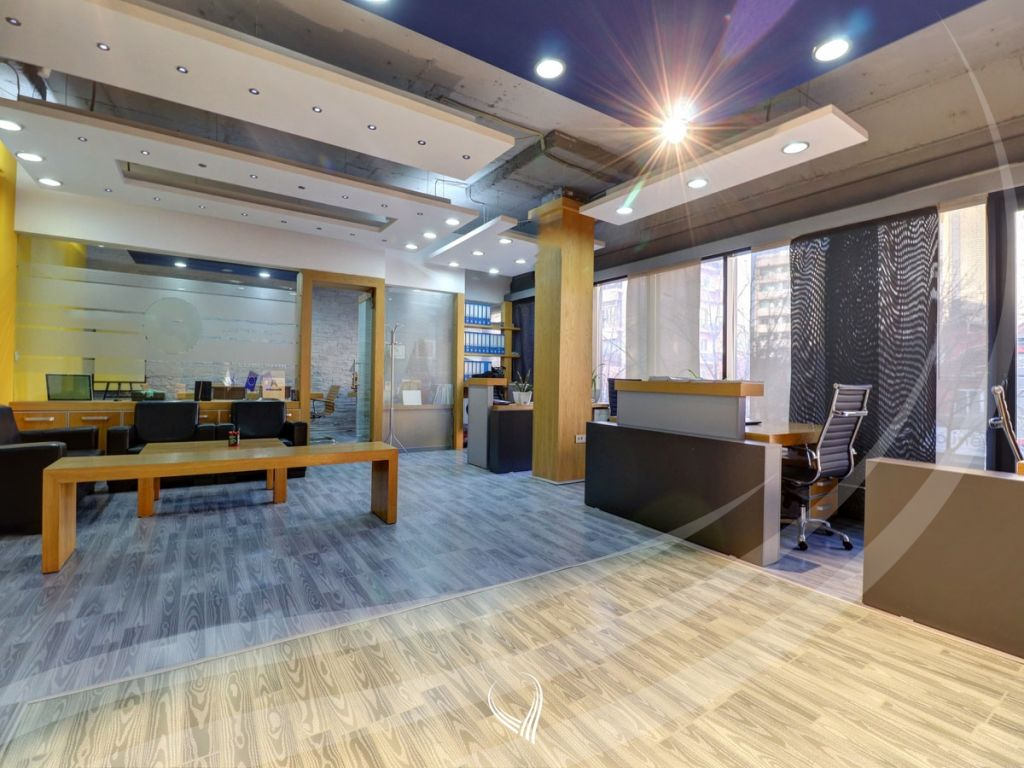 105m2 office space for rent in Qafa