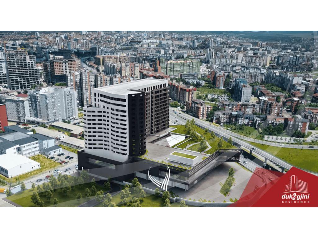 Banesë 123.61m2 në shitje në Lakrishte – Dukagjini Residence1
