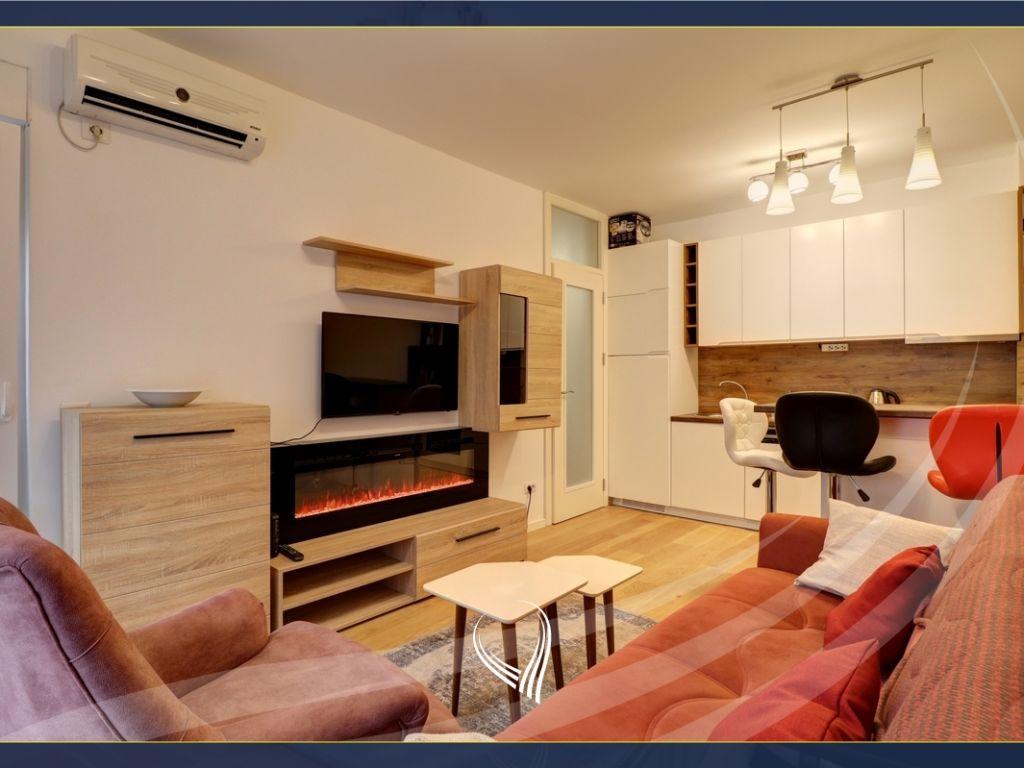 Banesë qira me 1 dhomë gjumi në lagjen Aktash-Pika Luxury - Aktash