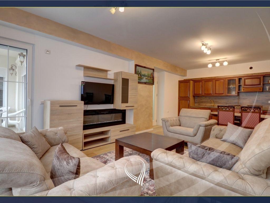 Banesë me qira me 2 dhoma  gjumi në lagjen Aktash-Pika Luxury