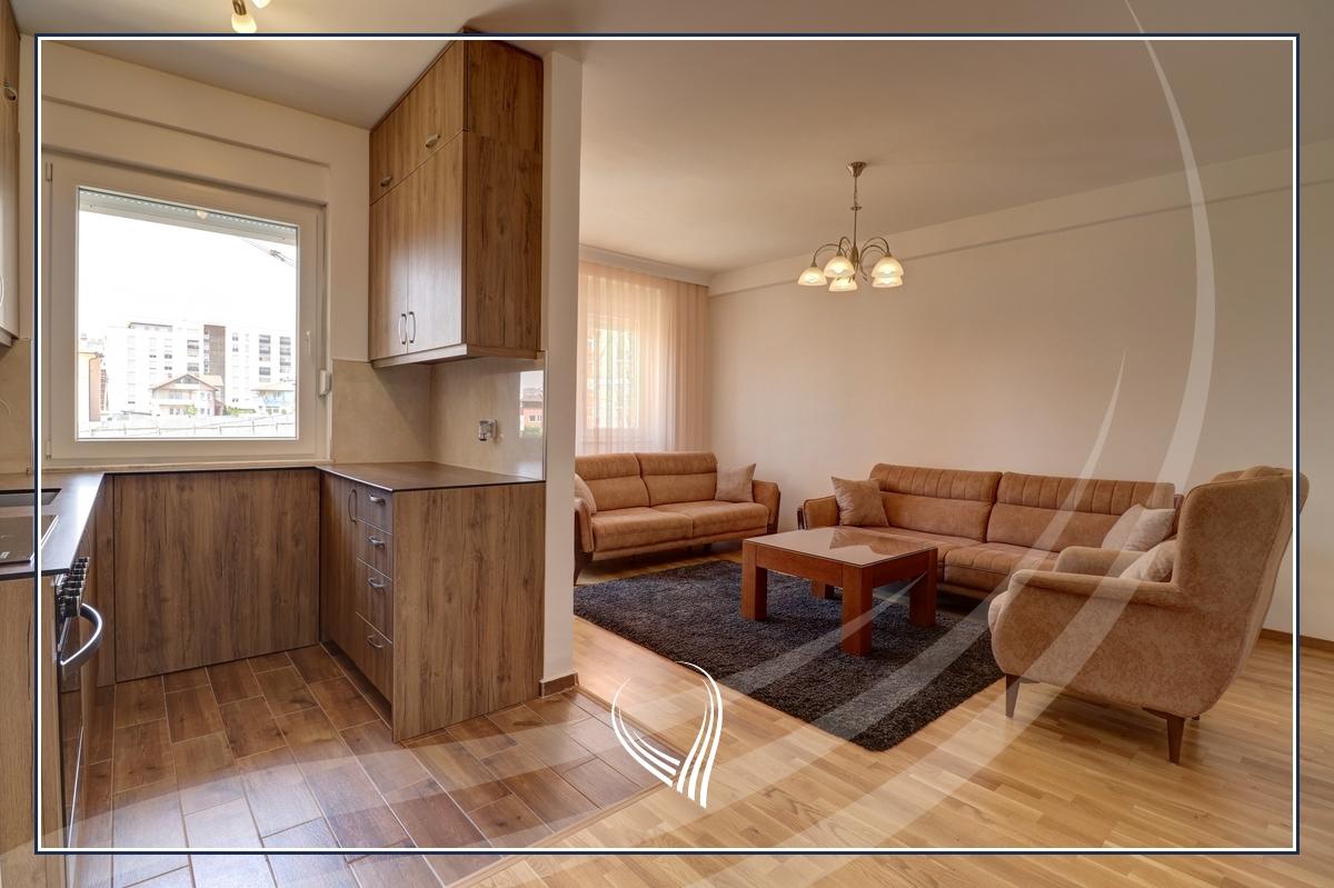 Banesë me 1 dhomë gjumi me qira në lagjen Mati 11