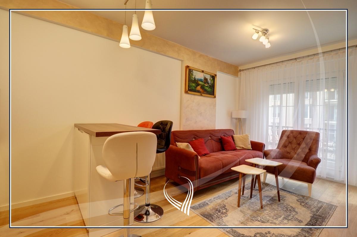 Banesë qira me 1 dhomë gjumi në lagjen Aktash-Pika Luxury - Aktash1