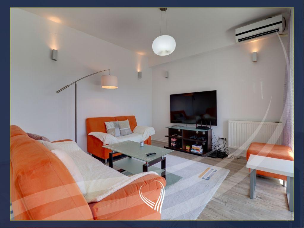 Banesë me 2 dhoma gjumi me qira në lagjen Pejton – Prime Residence