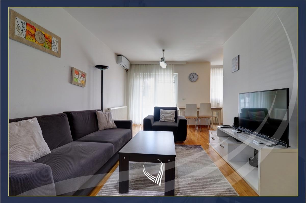Banesë me 2 dhoma gjumi me qira në lagjen Arbëria- Dragodan