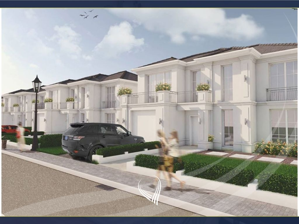 Shtëpi 325m2 me 4 dhoma gjumi në shitjë në lagjen Avenue 23