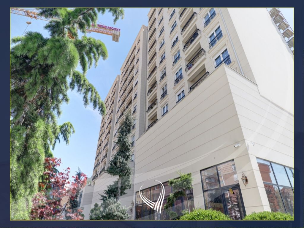 Banesë me 2 dhoma gjumi me qira në lagjen Aktash- Pika Luxury & Green Apartments