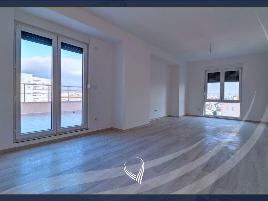 Penthouse me 2 dhoma gjumi me qira në lagjen Arbëria-Dragodan