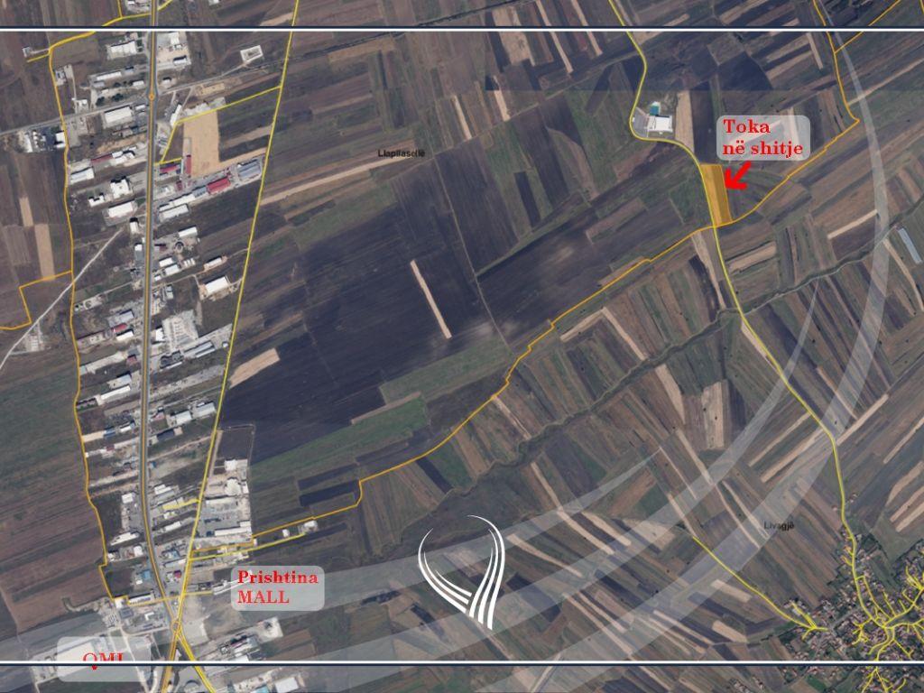 Shitet toka me sipërfaqe 1.65 hektar në Llapllasellë – Graçanicë1
