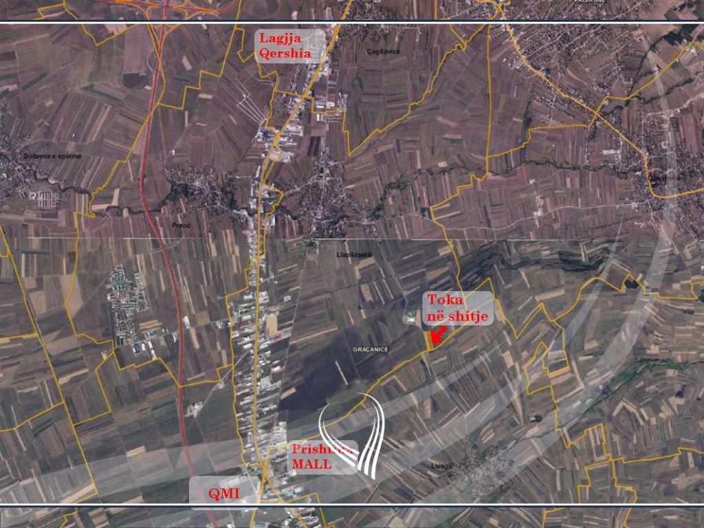 Shitet toka me sipërfaqe 1.65 hektar në Llapllasellë – Graçanicë2