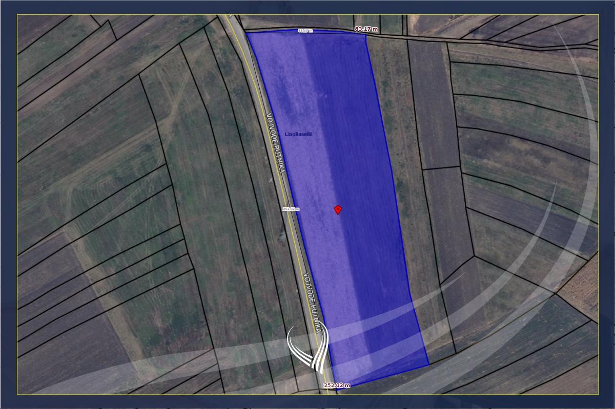 Shitet toka me sipërfaqe 1.65 hektar në Llapllasellë – Graçanicë0