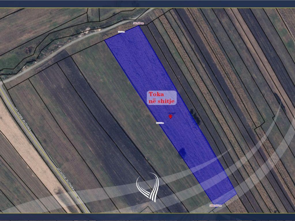 Shitet toka me sipërfaqe 1.43 hektar në Livagjë – Graçanicë