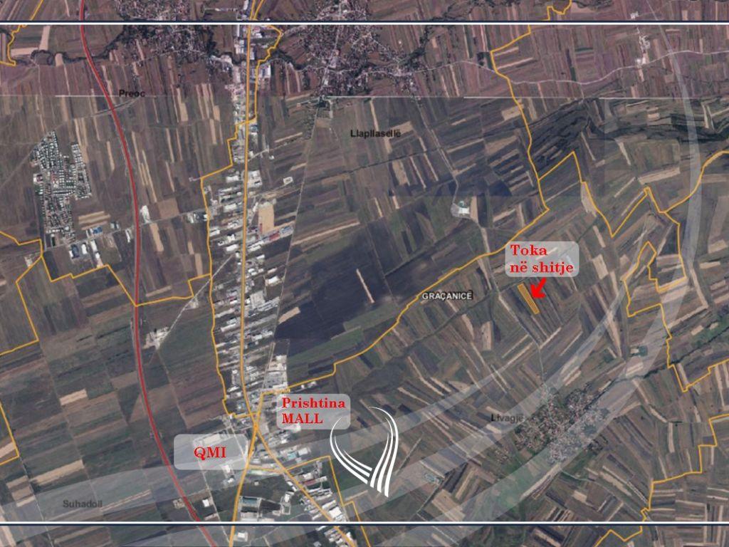 Shitet toka me sipërfaqe 1.43 hektar në Livagjë – Graçanicë2