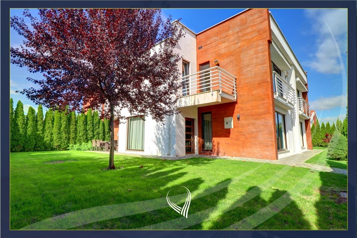 Shtëpi me 3 dhoma gjumi me qira në lagjen Marigona Residence0