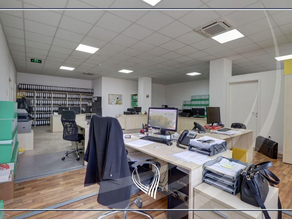 Hapësirë afariste për zyre 700m2 me qira Te Lesna – Fushë Kosovë4