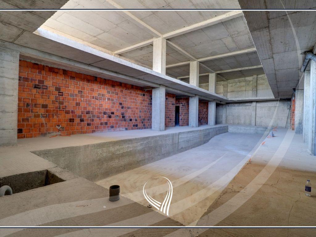 Lokal per Fitnes 1323.5 m2 me Qira në Prishtina e re - Hill Residence1