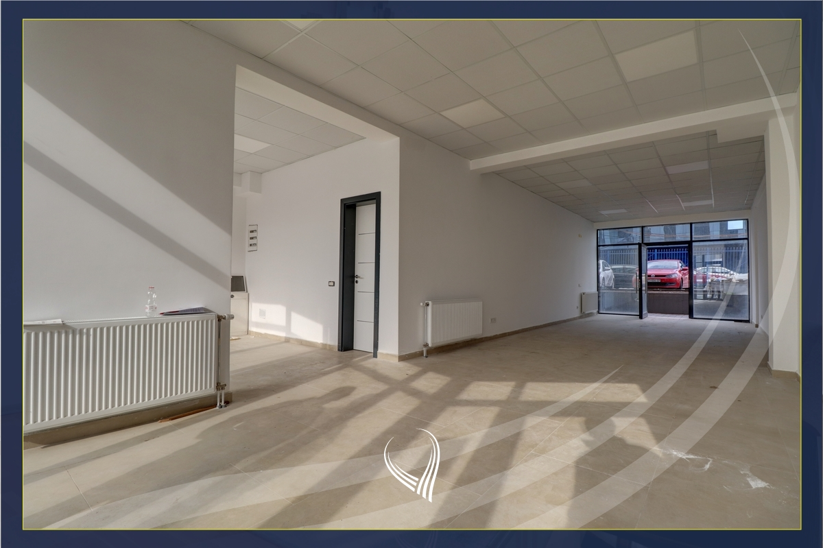 Premises 80m2 for rent in Arbëria - Dragodan neighborhood