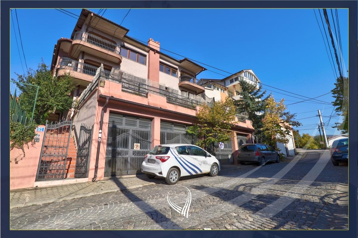 450m2 house for rent in Tasligje IV neighborhood