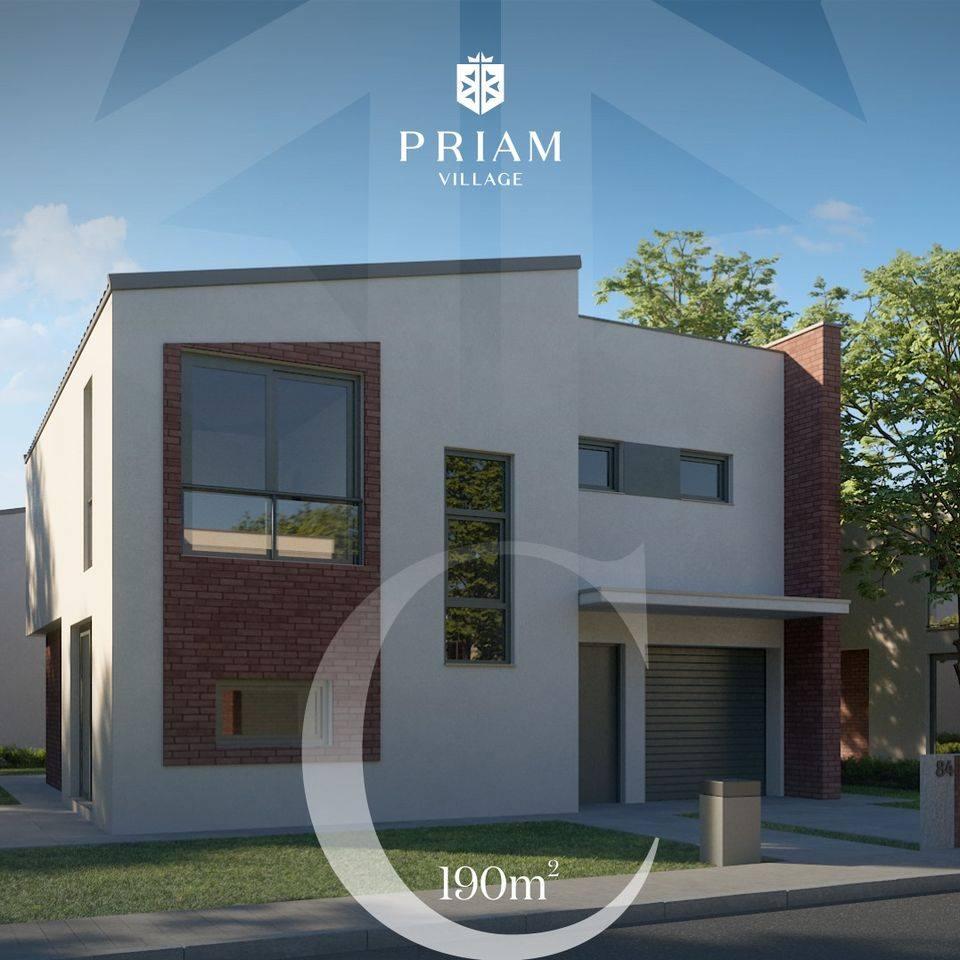 Shtëpi ne shitje me 3 dhoma gjumi – Priam Village