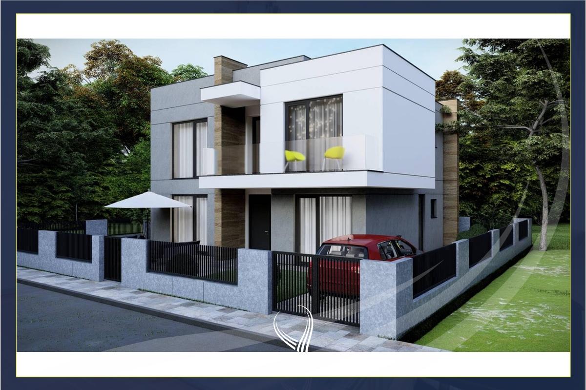 Shtëpi me 4 dhoma gjumi në shitje në Çagllavicë – Lagjja Marigona 2