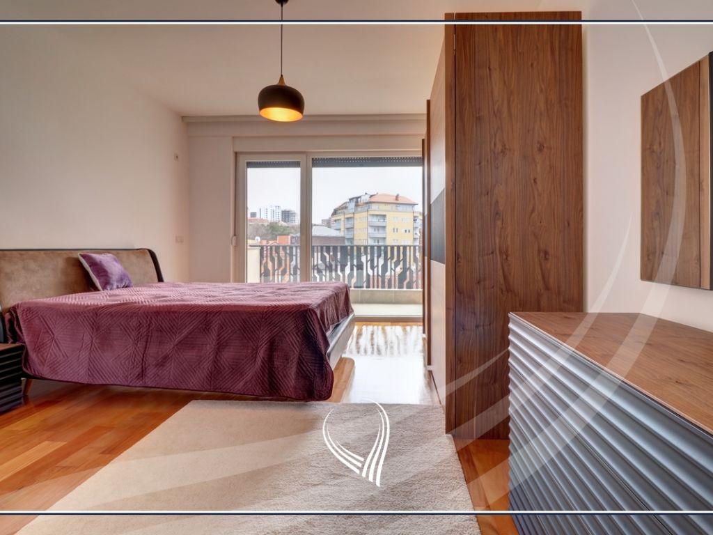 Duplex – Penthouse  me 3 dhoma gjumi me qira në lagjen Dodona4