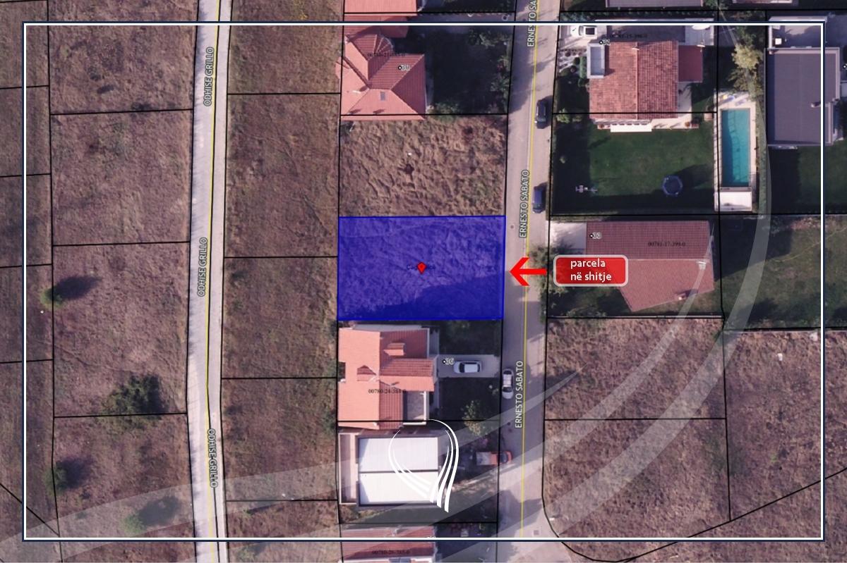 Shitet parcela prej 3.64 ari në Çagllavicë - lagjja Marigona 1