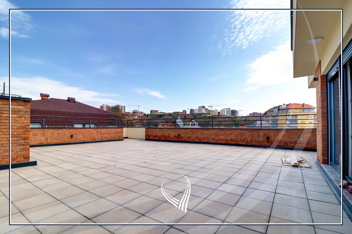 Duplex – Penthouse  me 3 dhoma gjumi me qira në lagjen Dodona7