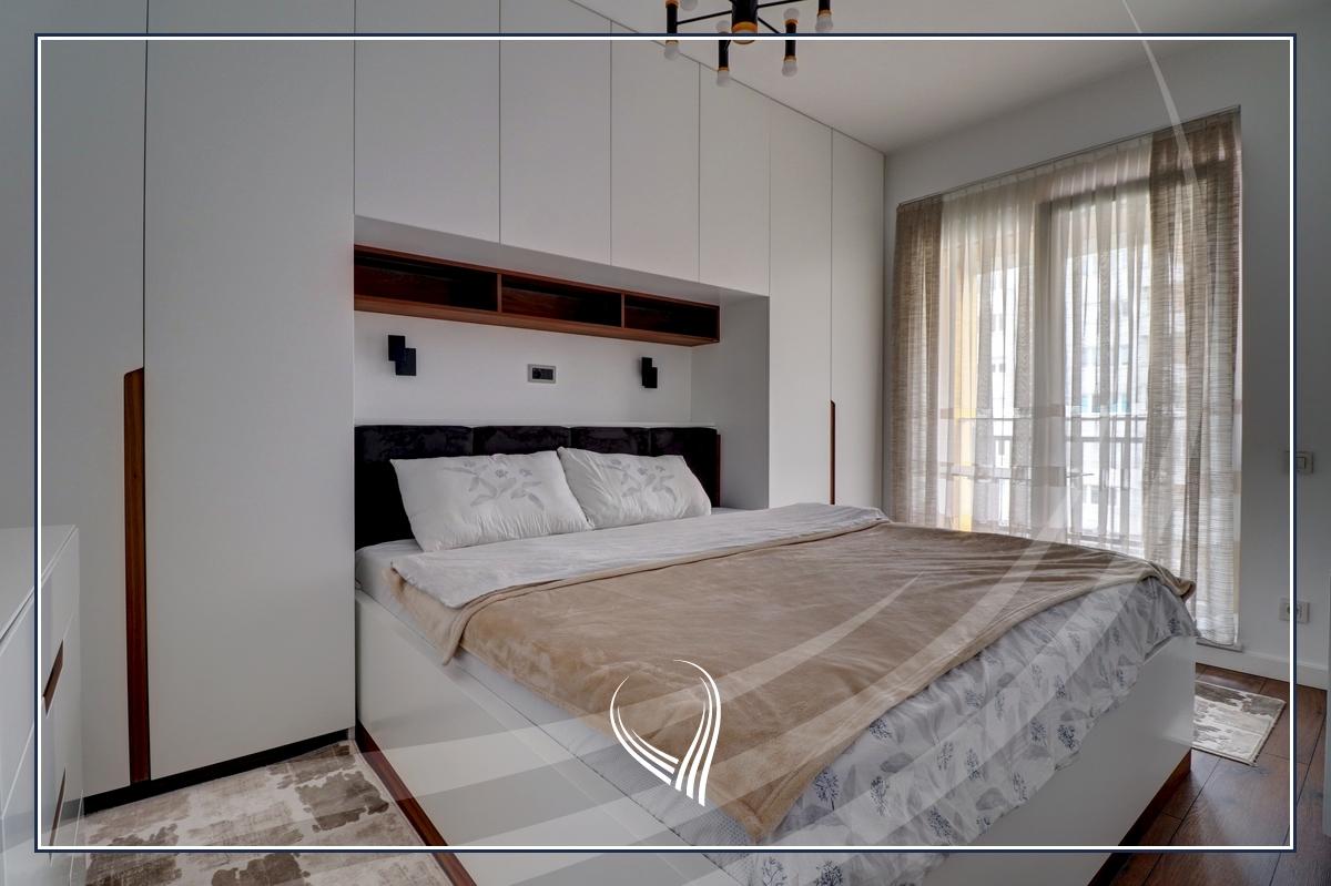 Banesë me 1 dhomë gjumi me qira në lagjen Arbëria – Dragodan4