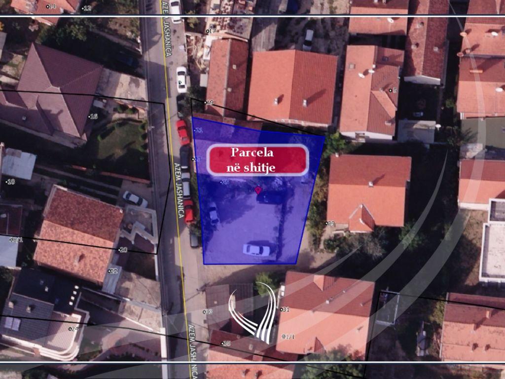 Shitet parcela 4.49ari në lagjen Arbëria (ish Dragodan)