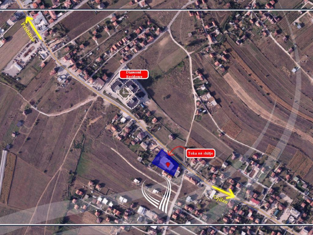 Shitet toka 33ari me 4,200m2 objekt në Hajvali1