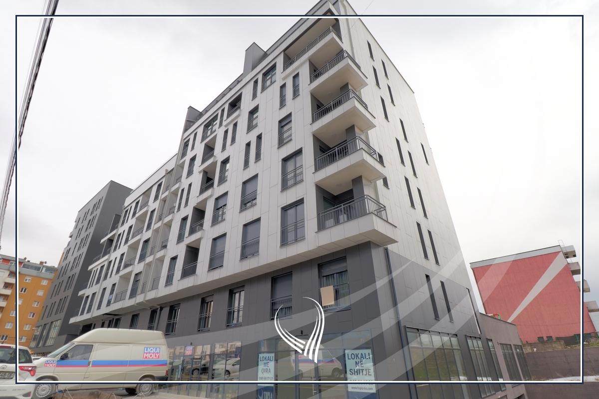 Lokal 128 m2 me qira në lagjen Arbëria - Dragodan