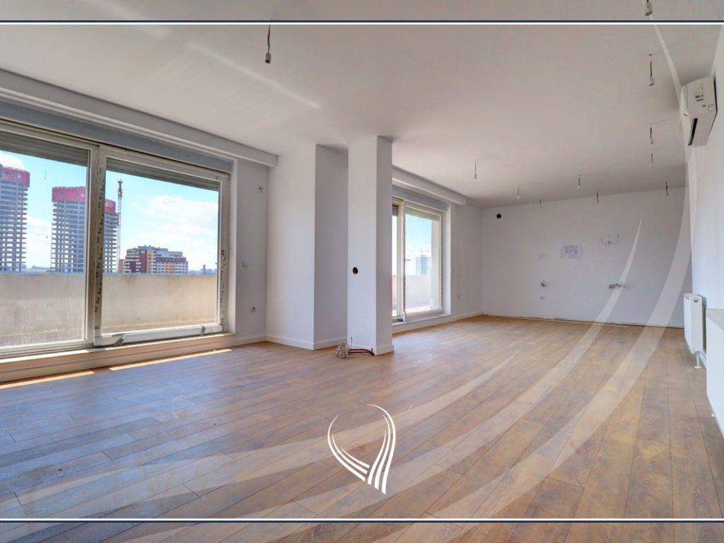 Duplex Penthouse me 3 dhoma gjumi në shitje në lagjen Arbëria- Dragodan