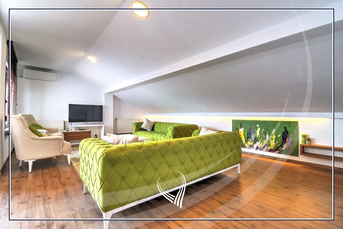 Banesë me 2 dhoma gjumi me qira në lagjen Arbëria - Dragodan