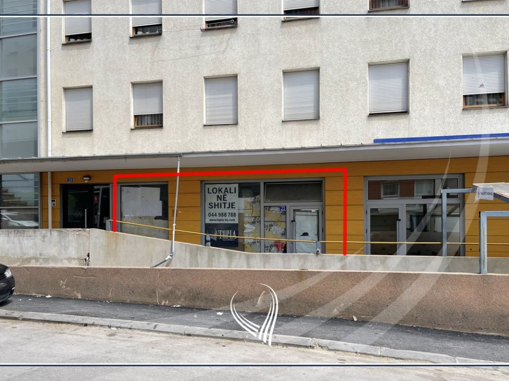 Premises 88.50m2 for sale in Bregu I Diellit neighborhood