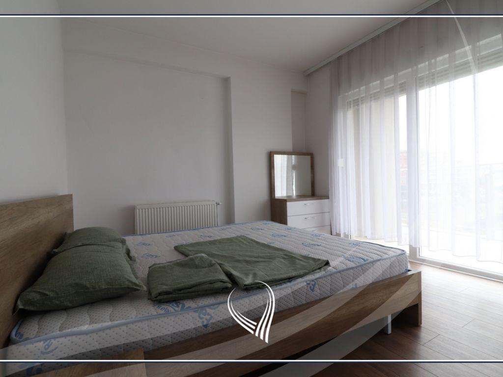 Banesë me qira me 2 dhoma gjumi në lagjen Lakrishtë6