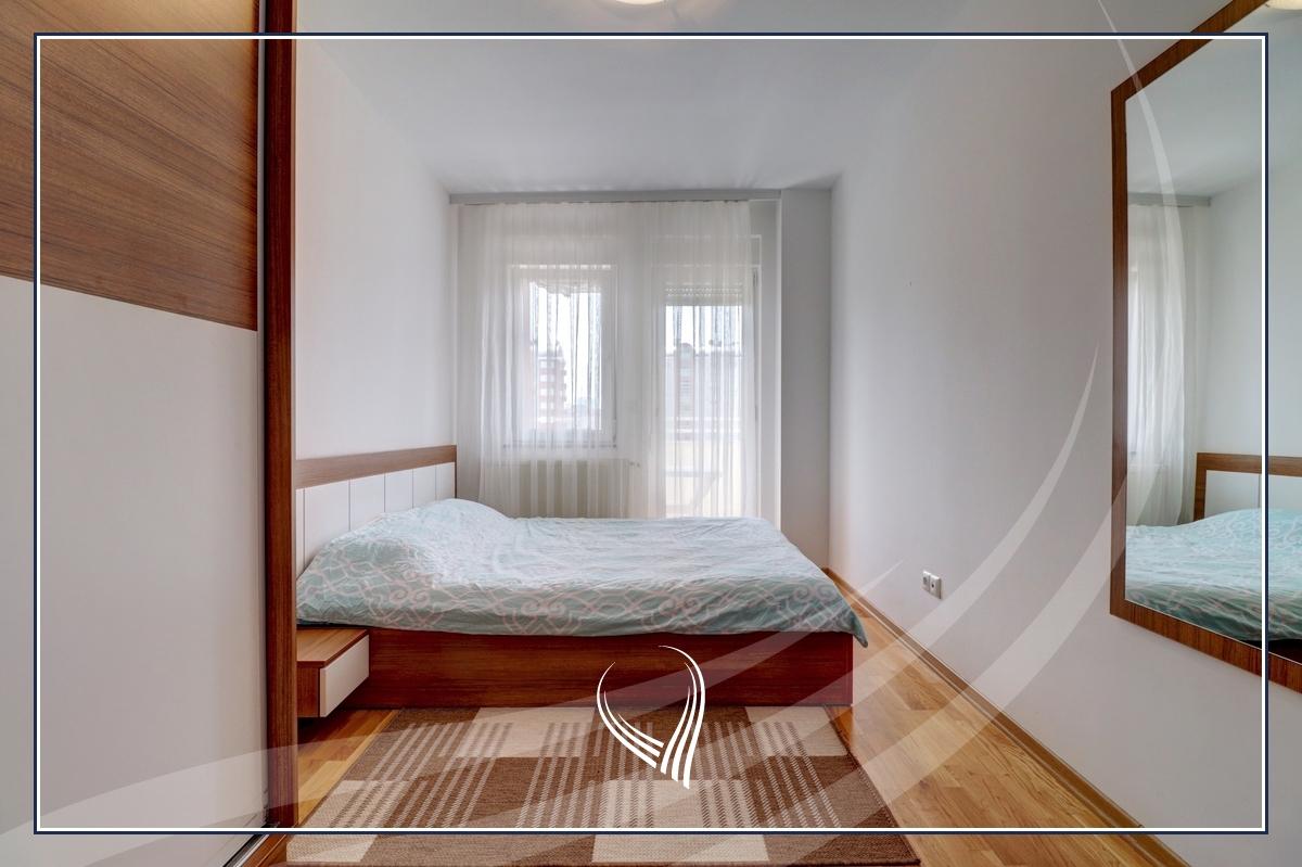 Banesë me 2 dhoma gjumi me qira në lagjen Arbëria – Dragodan5