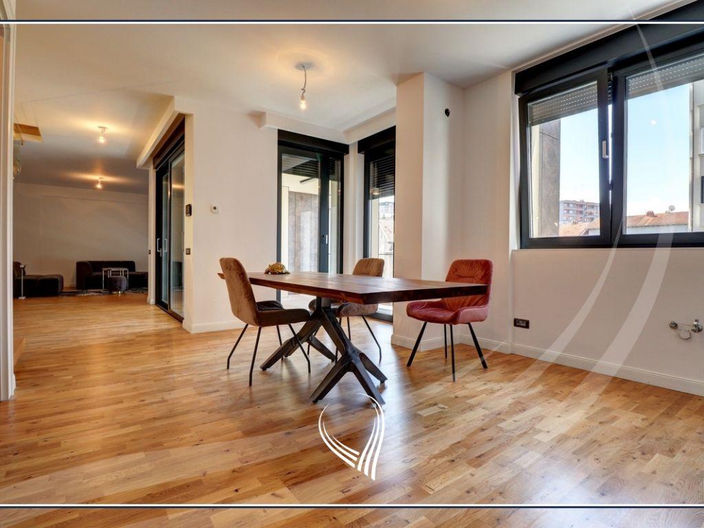 Duplex Banesë me 3 dhoma gjumi në shitje në lagjen Aktash – IVY RESIDENCE2