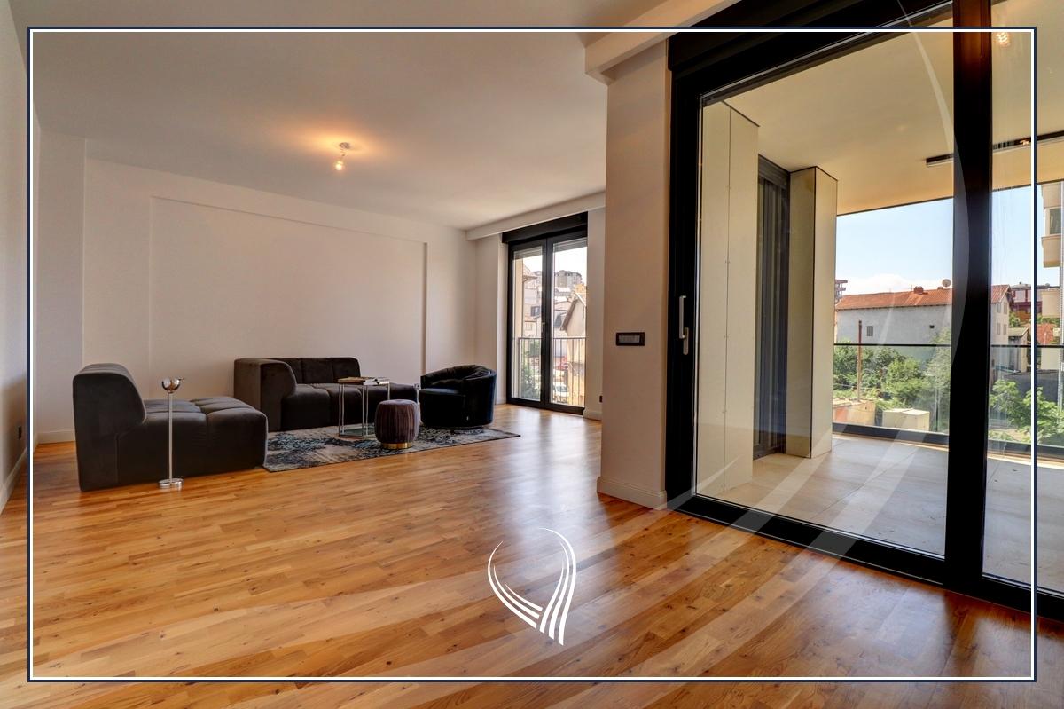Duplex Banesë me 3 dhoma gjumi në shitje në lagjen Aktash – IVY RESIDENCE