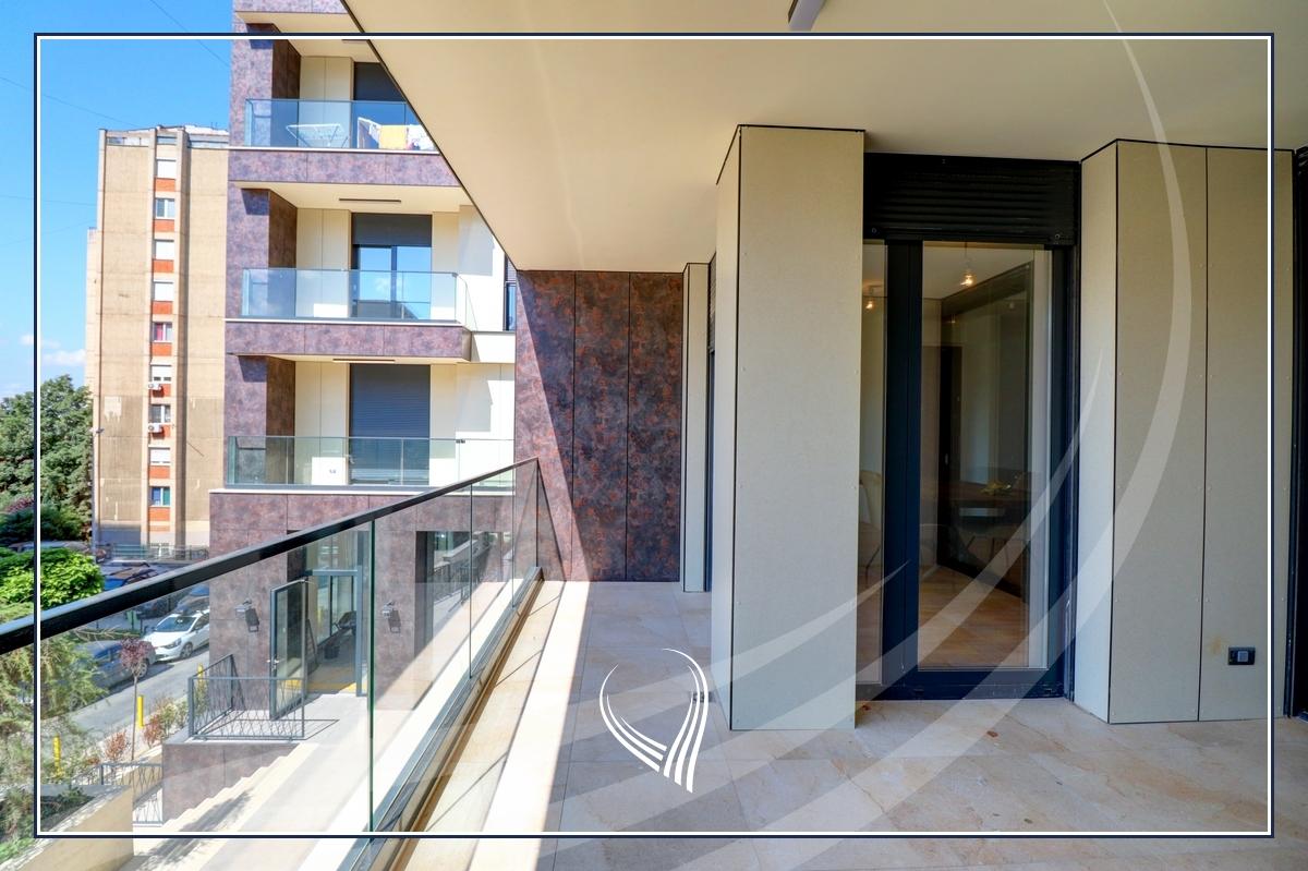Duplex Banesë me 3 dhoma gjumi në shitje në lagjen Aktash – IVY RESIDENCE9