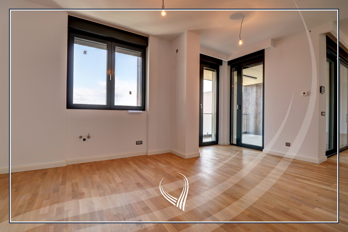 Duplex Banesë me 3 dhoma gjumi në shitje në lagjen Aktash – IVY RESIDENCE4