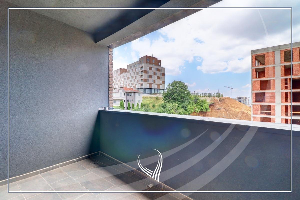 Zyre me qira me 4 dhoma pune në Hill Residence – Prishtina e re6