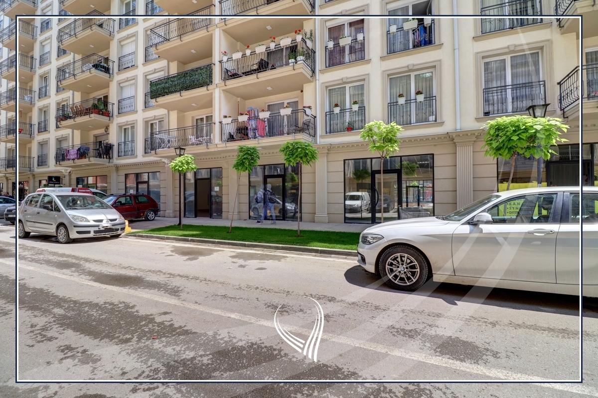 Lokal 184.12m2 në shitje në Fushë Kosovë