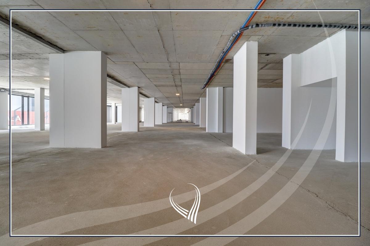 Hapësirë afariste për zyre 3704.42m2 me qira në lagjen Arbëria - Dragodan4