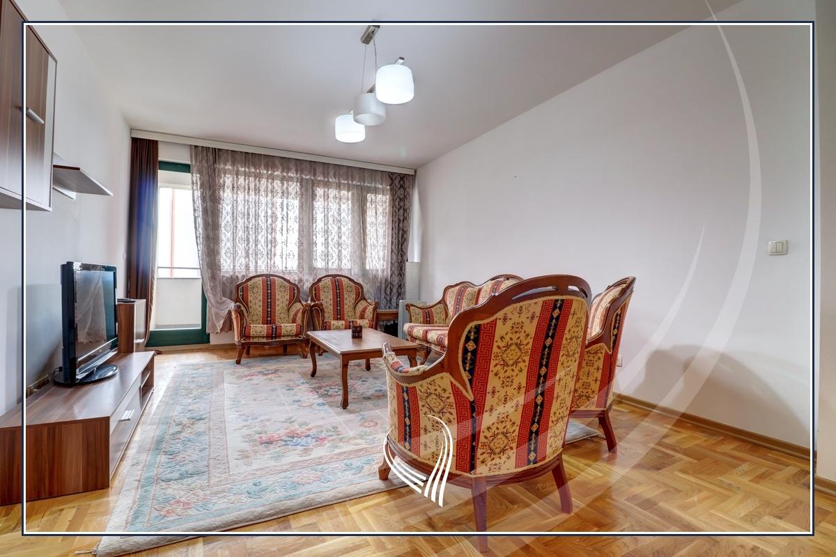 Banesë me 2 dhoma gjumi me qira në lagjen Kalabria – Emshir