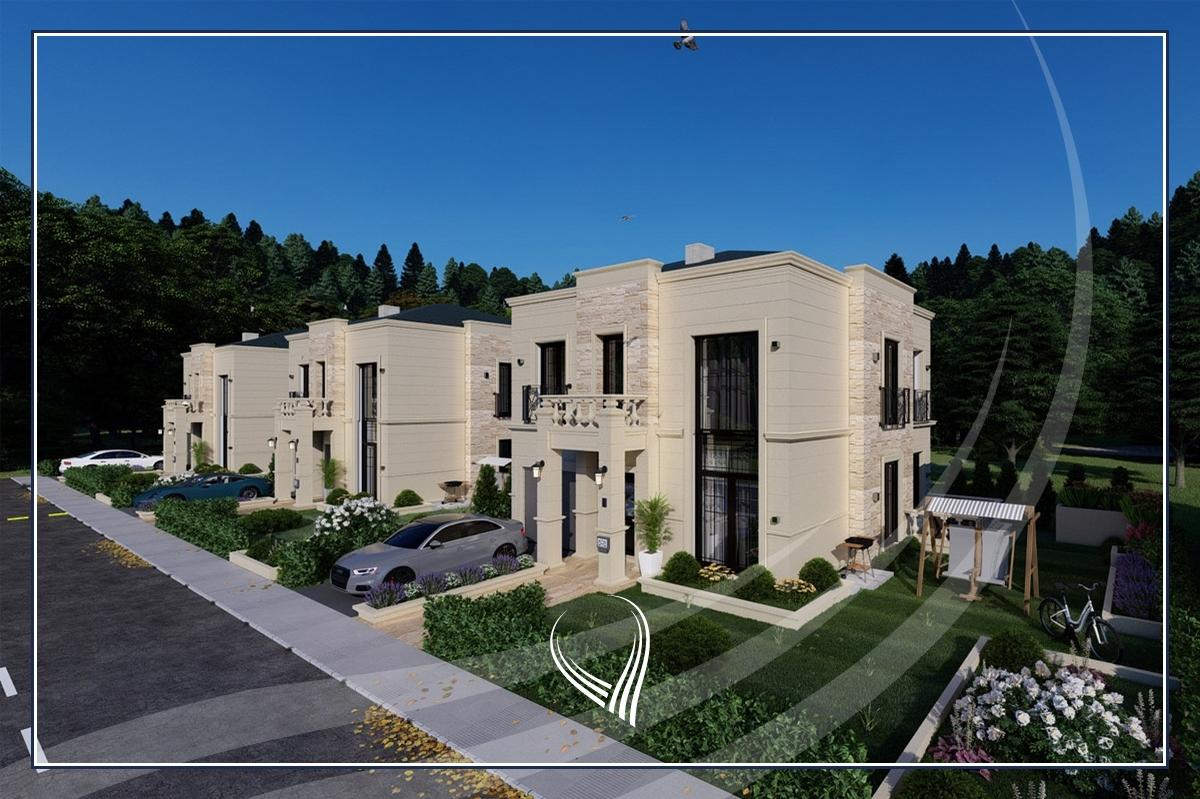 Shtëpi 299.81m2 në shitje në Zllatar – Royal Green Residence
