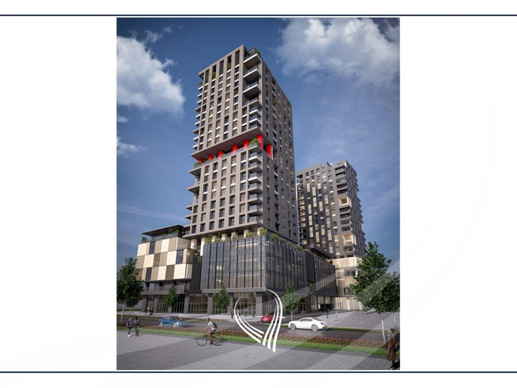 Duplex banesë me 3 dhoma gjumi në shitje në lagjen Lakrishtë – Prime Residence 2