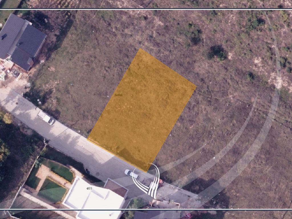 7 gold plot for sale in Sofalia neighborhood - near Gërmia park