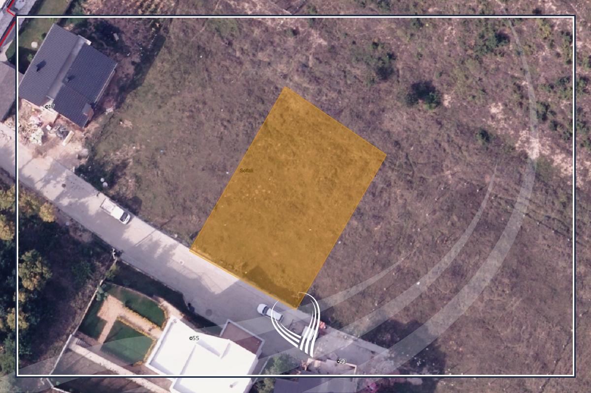 Shitet parcela 7 ari në lagjen Sofalia – afër parkut Gërmia