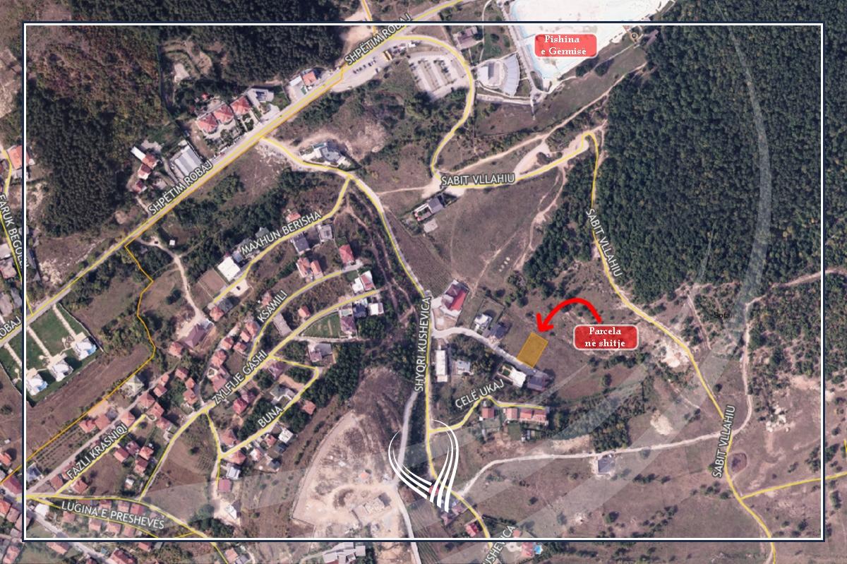 Shitet parcela 7 ari në lagjen Sofalia – afër parkut Gërmia1