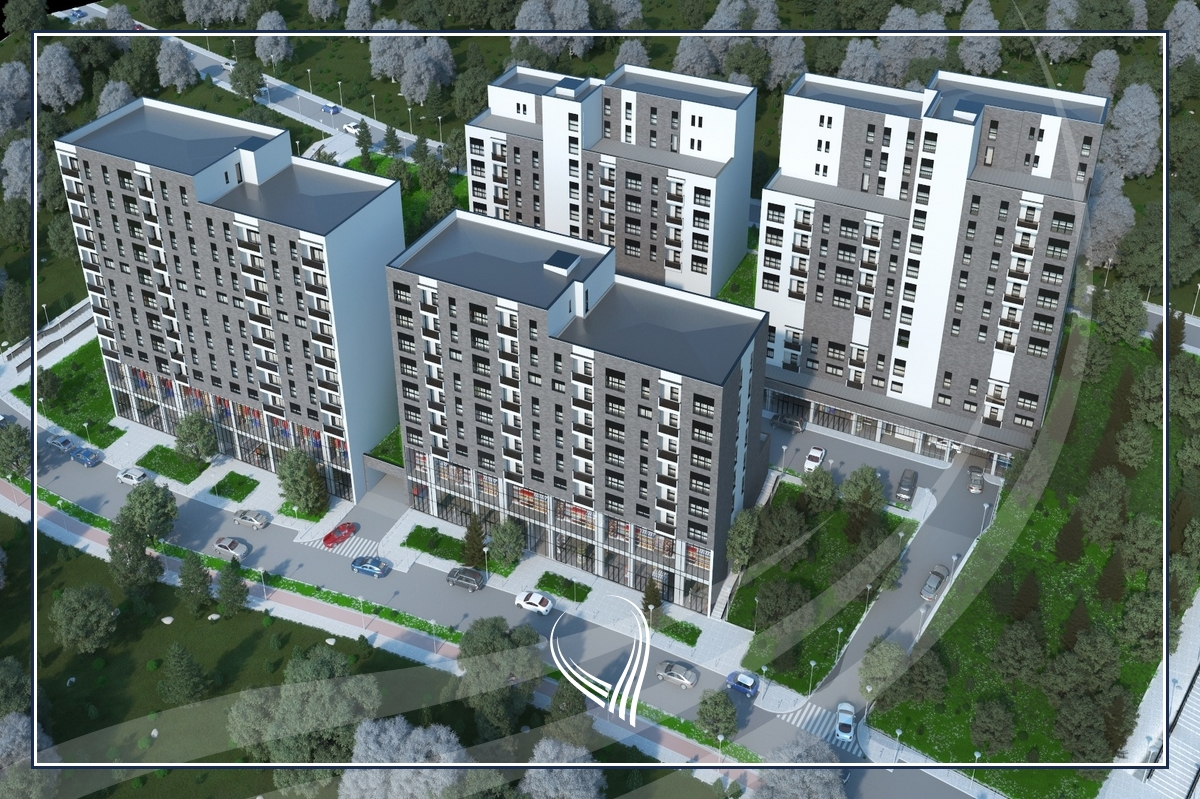 Banesë me 2 dhoma gjumi në shitje në lagjen Prishtina e Re